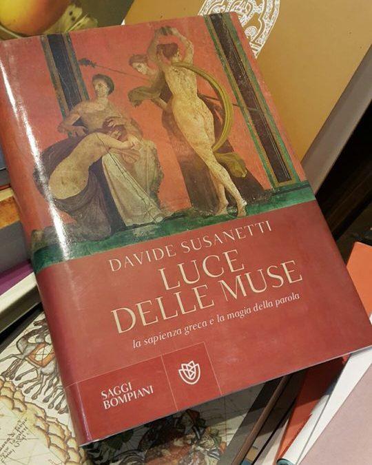 Luce delle muse – Davide Susanetti